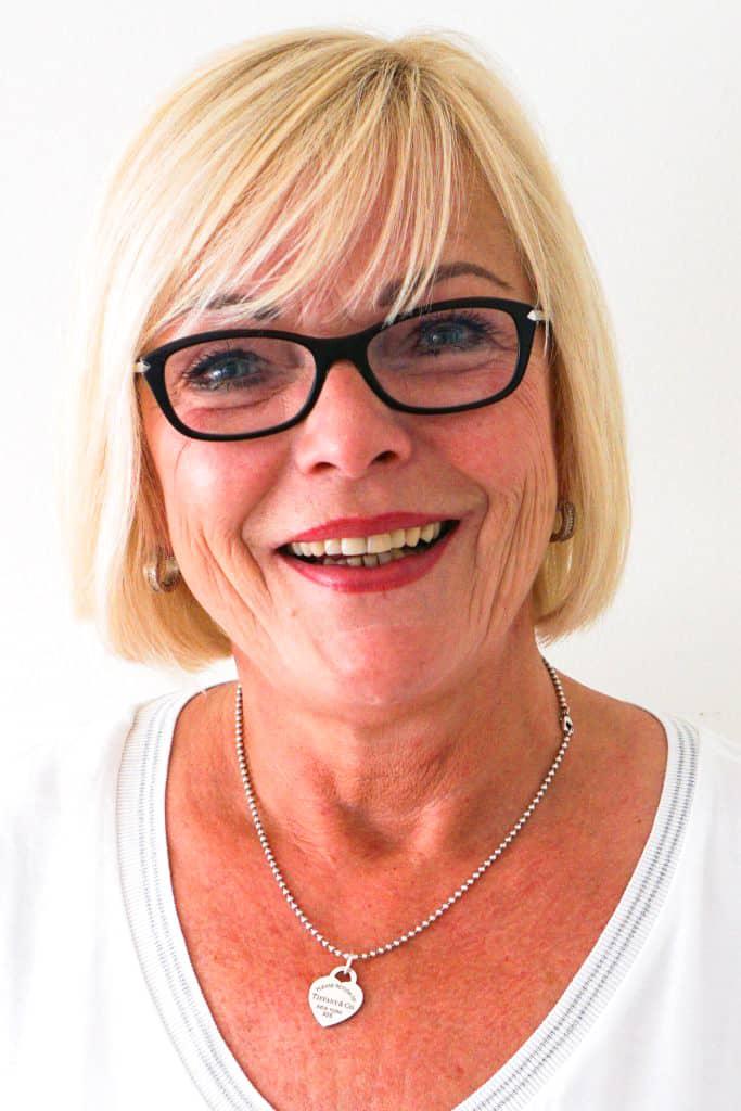 Portrait von Bettina Terlinden
