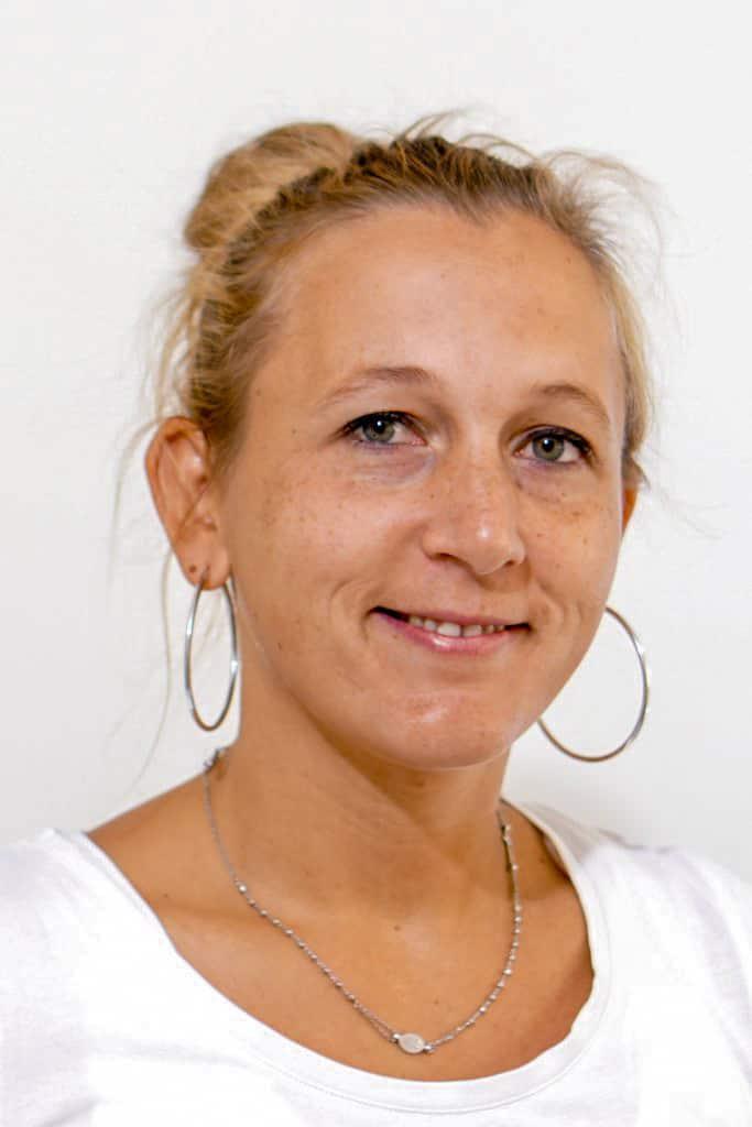 Portrait von Nadine Vetere